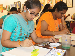WORKSHOP for Water Colour | Acrylic Painting | Oil Painting | Portrait | Knife Painting